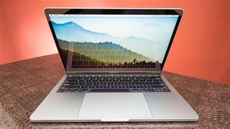 Macbook Pro Mpxv2 apple macbook pro 13 inch 2017 review rating pcmag