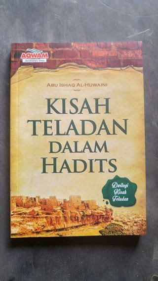 kumpulan tentang buku kehamilan pernikahan alquran buku kisah teladan dalam hadits toko muslim title