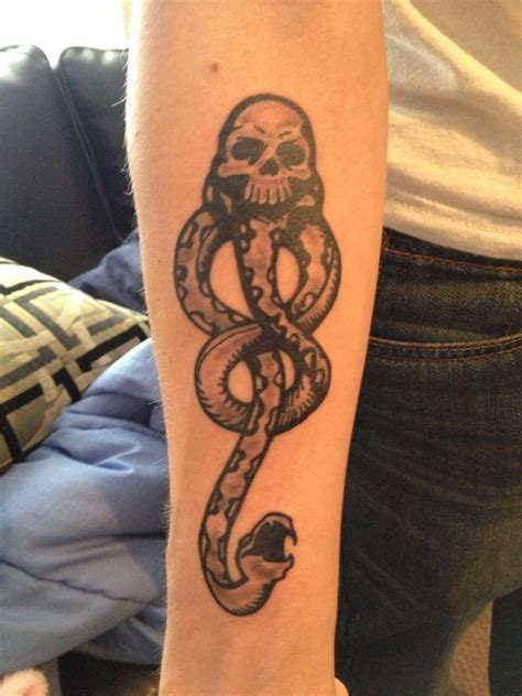 cool harry potter tattoos these 13 harry potter tattoos are subtle and awesome