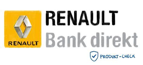 renault bank direkt festgeld das festgeld der renault bank direkt im produkt check