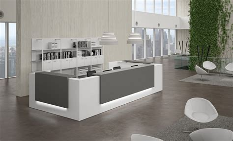 modern office reception desk inspiring modern reception desk design for your office