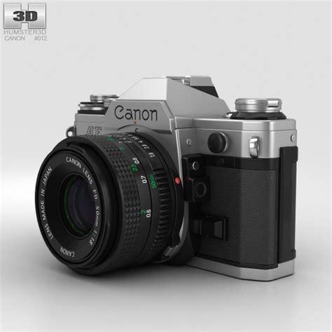 canon ae 1 canon ae 1 3d model hum3d