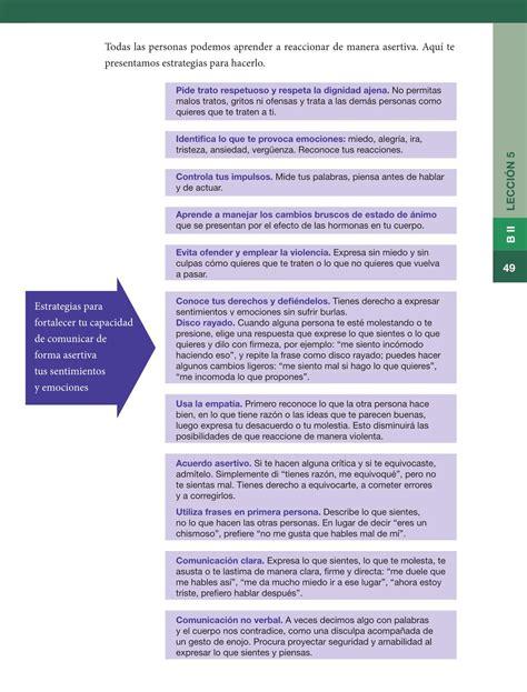 sexto formacin cvica y tica14 bloque 4 derechos y respuestas de formacion de quinto pagina 136 libro de