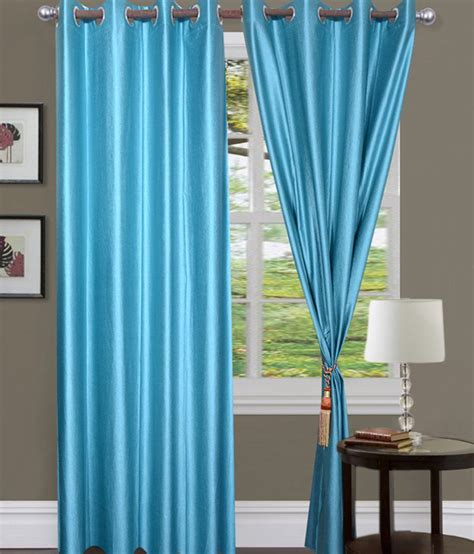 branded curtains brand decor set of 2 door eyelet curtains buy brand