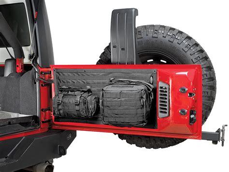 New Handbag Jeep Lock 1636 2 smittybilt tailgate cover auto line