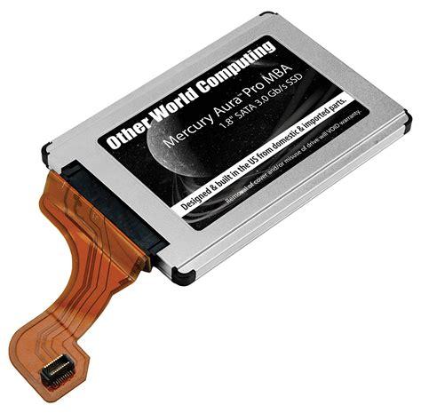 Storage Mba by 120gb Owc Mercury Aura Pro Mba Ssd For Macbook Air 2008