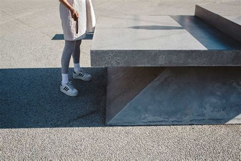 Concrete Ping Pong Table by Concrete Ping Pong Tables By Murray Barker Laith Mcgregor