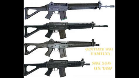 best assault rifle top 10 assault rifles