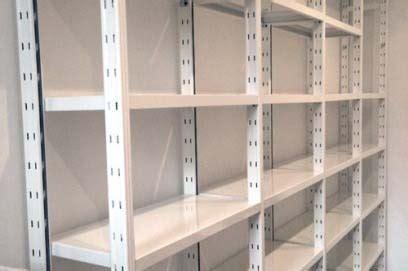 montanti scaffali metallici scaffalature donati alberto arredamenti e mobili per