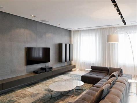 beautiful minimalist living spaces