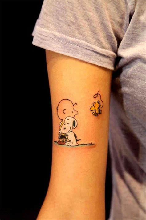 peanut tattoo peanuts childhood tattoofemale tattoos gallery