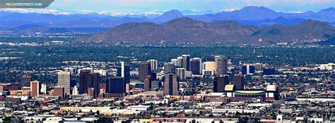Peripdic Table Photo Collection Phoenix Skyline Wallpaper