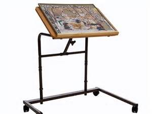 jigtabel jigsaw puzzle table from jigthings