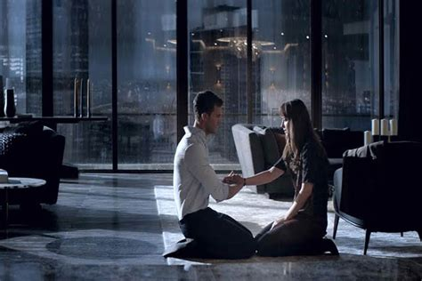 fifty shades of darker film news our favorite incredibly romantic fifty shades darker movie