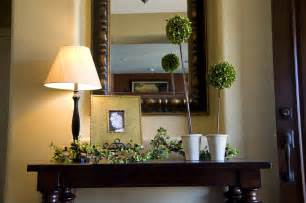 Entrance Table Decor 40 Best Money Saving Decorating Ideas For Your Home Freshome