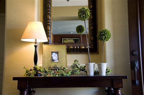 foyer table ideas 40 best money saving decorating ideas for your home