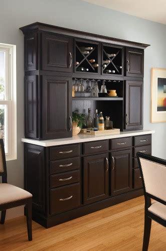 Dining Room Bar Buffet by Waypoint S Style 512sin Oak Espresso