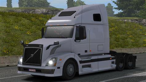 volvo truck 2015 volvo vnl 670 1 23 truck euro truck simulator 2 mods