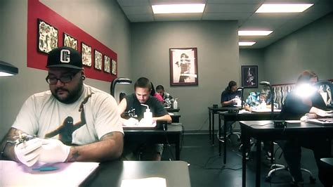 tattoo artist training how to class course tatt school tatts san diego
