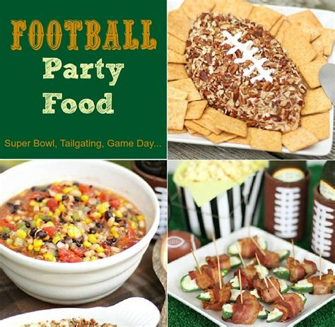 football party food 3 recipes for game day celebrations at home
