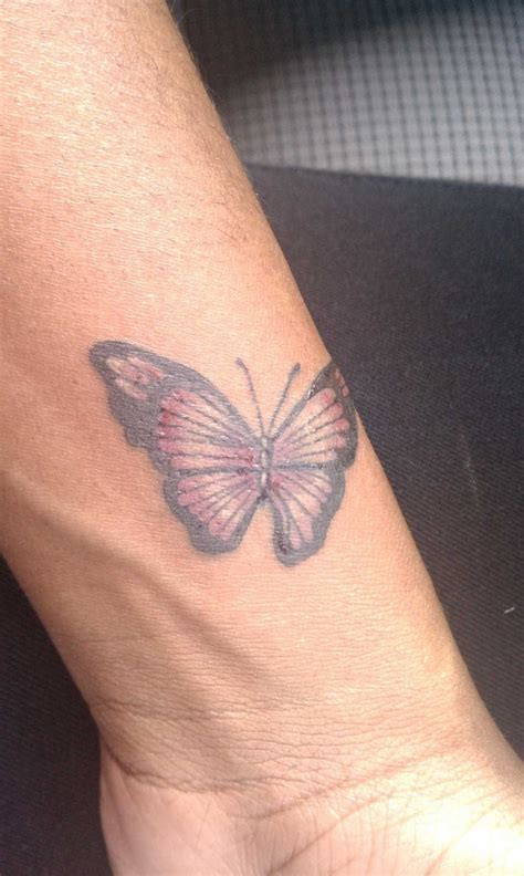 always wrist tattoo 1000 ideas about butterfly wrist on