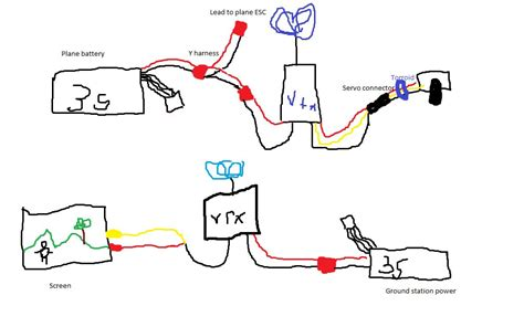 fpv plane wiring diagram free wiring diagrams
