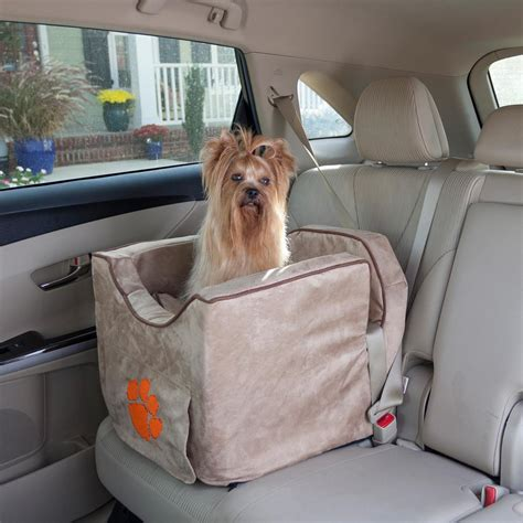 dog car bed replacement cover clemson luxury lookout ii dog car seat