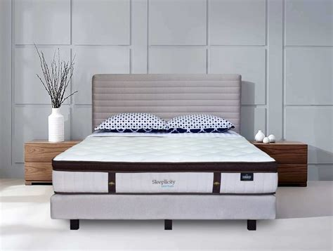 Tempat Tidur Bigland No 2 ukuran ranjang dan harga tempat tidur sleeplicity tempat