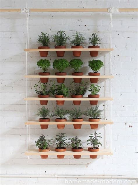 wall hanging planters 31 fantastic wall planter ideas for small balcony gardenoid