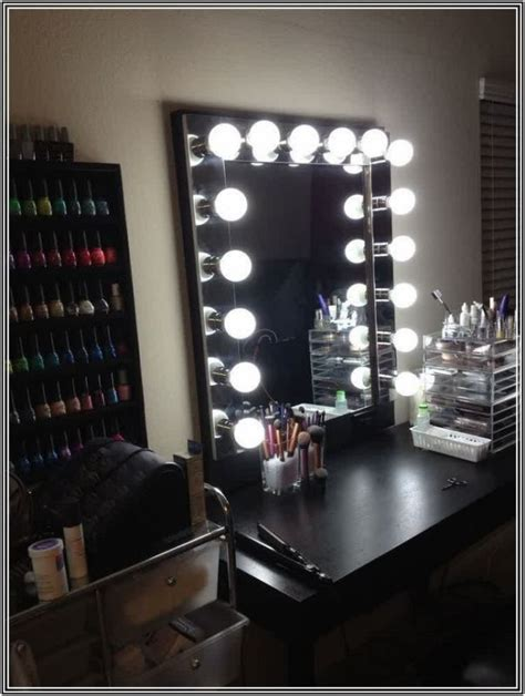 diy vanity mirror with led lights 1000 ideas about led mirror lights on