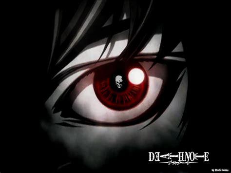 wallpaper anime eyes death note blog sobre el anime death note