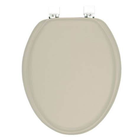 padded toilet seat elongated bone ginsey home solutions classique soft toilet seat padded