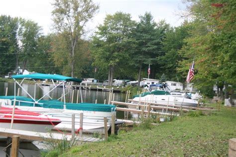 gps boat docking hidden point cground facilities