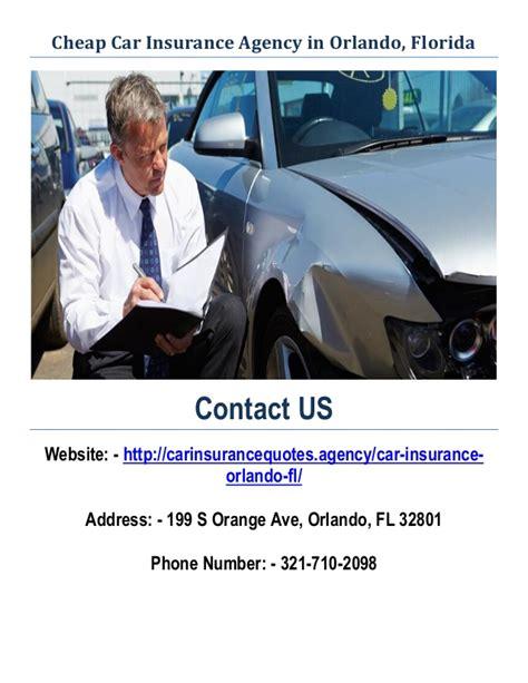 cheap car insurance  orlando fl