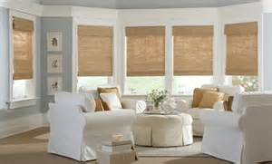 Roman Shades For Patio Doors Classic Roman Natural Shades Traditional Living Room