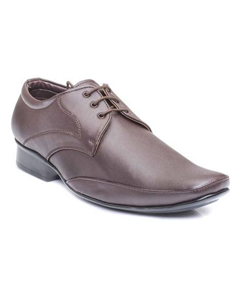 fostelo brown formal shoes price in india buy fostelo