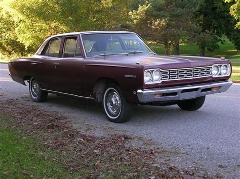 1968 plymouth belvedere sold 1968 plymouth belvedere 4 door for b bodies only