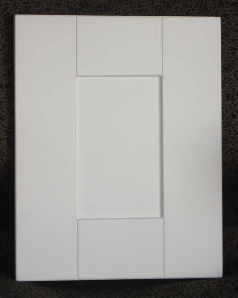 White Shaker Cabinet Doors Home Budget Cabinets