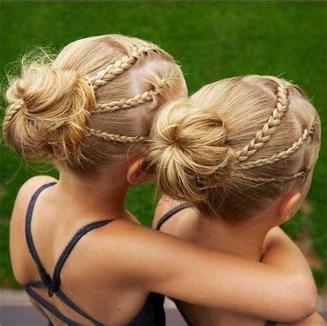 imagenes de varias trenzas descubre los mejores peinados de ni 241 a para boda