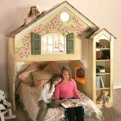 Doll House Bunk Bed Dollhouse Loft Bunk Bed And Nursery Kid Bedding Sets In Bedding Ultimate Posh At Poshtots