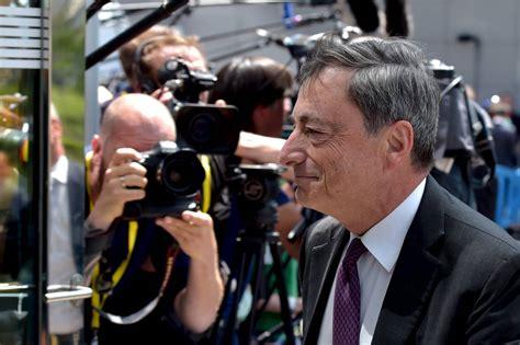 presidente della centrale europea tra e dollaro usa si fa l usignolo veritatem
