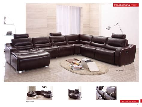 Franco Leather Reclining Sofa Modern Franco Leather Sofa Franco Leather Reclining Sofa