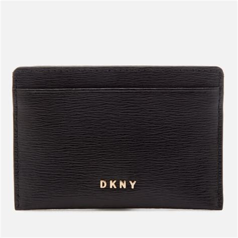 Dkny Redesigned Their Home Page by Dkny S Bryant Card Holder Black