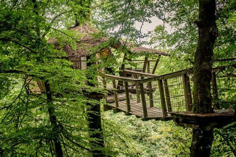 Cabane Dans Les Arbres Quistinic by Un Domaine De 25 Hectare En Pleine Nature 224 2 Pas Du