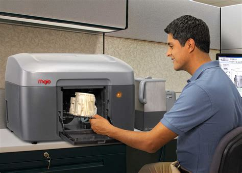 Printer 3d stratasys introduces desktop professional 3d printer mojo make parts fast