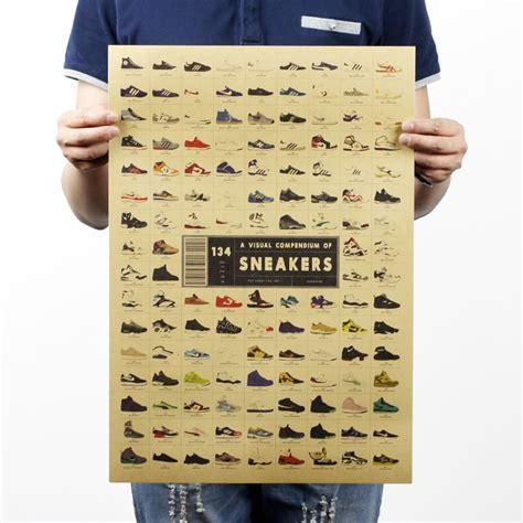 kaufen grosshandel sneaker poster aus china sneaker poster grosshaendler
