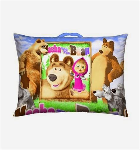 Olc Bantal Decoration Motif 17 best images about masha the on cotton bedding de beers and toys