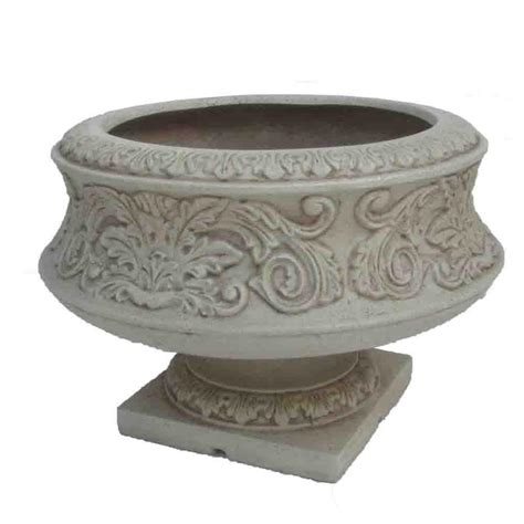 Resin Urns Pots Planters Garden Center The Home Urn Planters