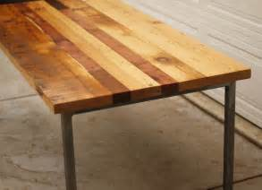 Wood Table Arbor Exchange Reclaimed Wood Furniture Patchwork Table