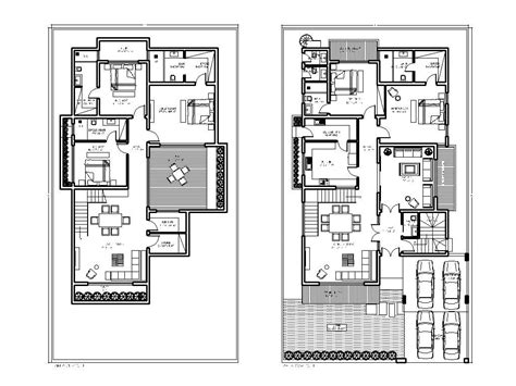 best line plan for one kanal house 1 kanal house file for free editable files